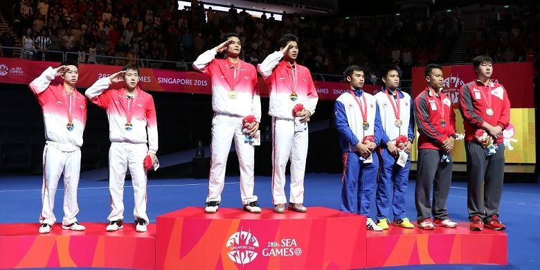 Diusulkan, Pembagian Medali Terpisah di SEA Games 2017