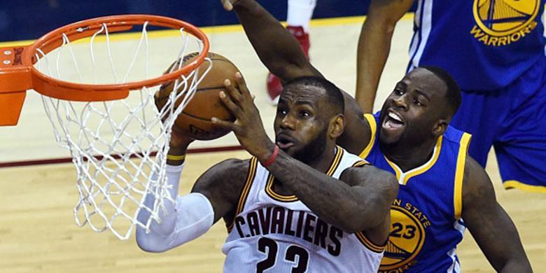 LeBron James Setujui Kontrak Dua Tahun dengan Cleveland