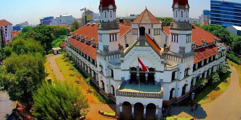 Semarang Great Sale Harus Berskala Internasional