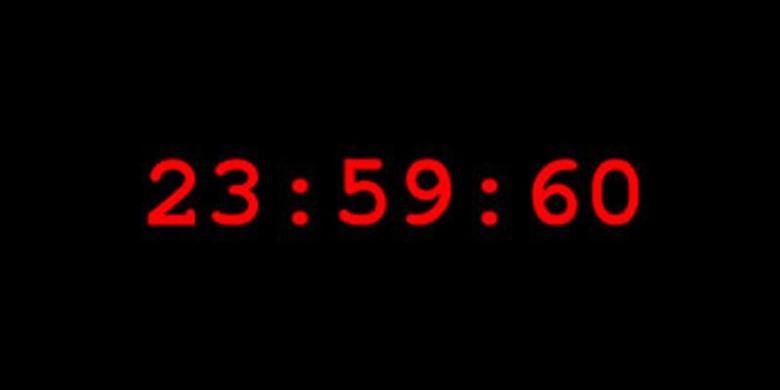 Tanggal 30 Juni 2015 Sehari Semalam Bakal Lebih dari 24 Jam
