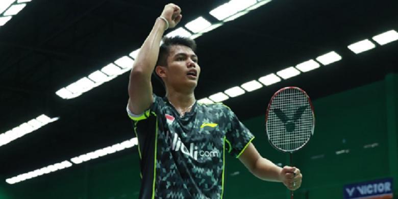 Tunggal Putra Targetkan Juara Asia
