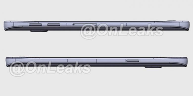 Bocoran Pertama Tampang Galaxy Note 5 - Kompas.com Tekno