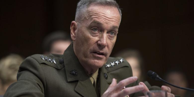 Jenderal AS: Rusia dan China Ancaman Terbesar Keamanan Nasional Amerika