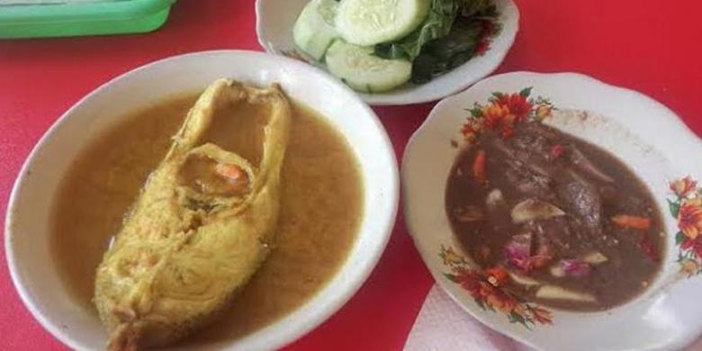 Lempah Kuning Nanas, Hidangan Andalan Kampung Halaman Ahok