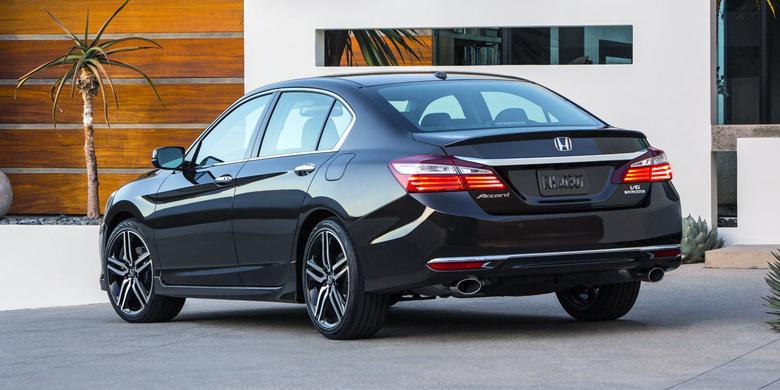 Honda Accord Terbaru Kian Canggih