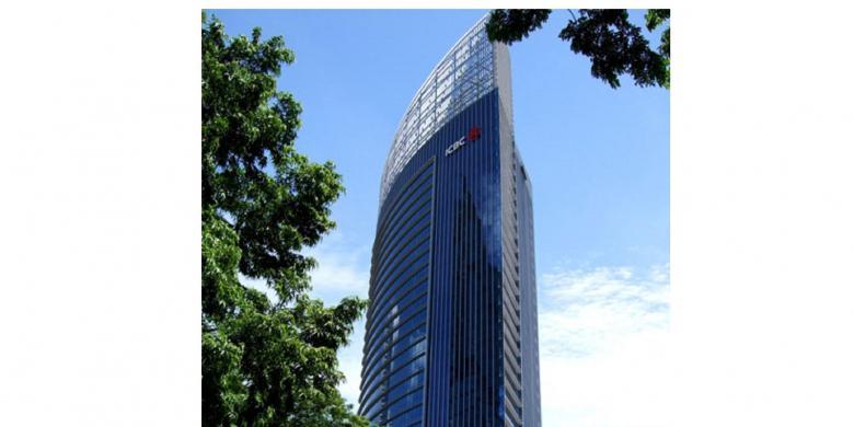 The City Tower Jakarta Dirancang Arsitek Singapura