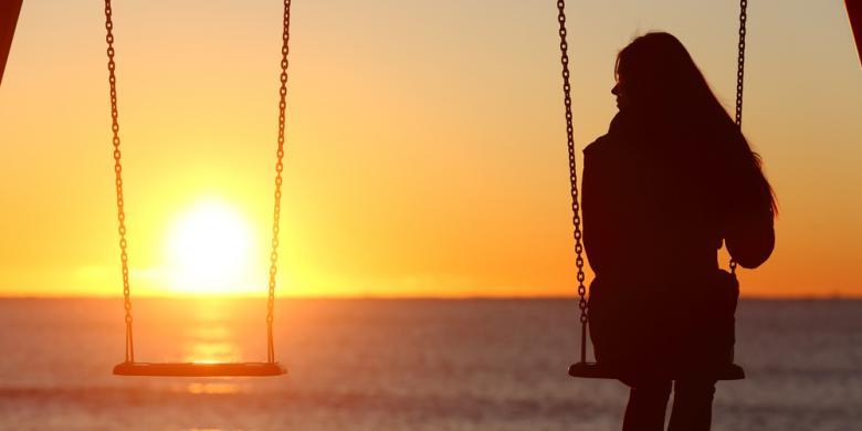 4 Tanda Orang yang Sedang Kesepian