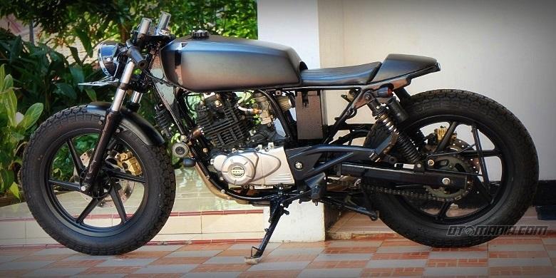 """Cafe Racer"""" Cita Rasa India - Berita Otomotif"""