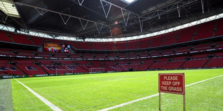 Stadion Wembley Bakal Jadi Kandang Tottenham
