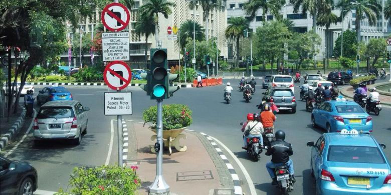 Ketertiban Lalu Lintas Di Indonesia