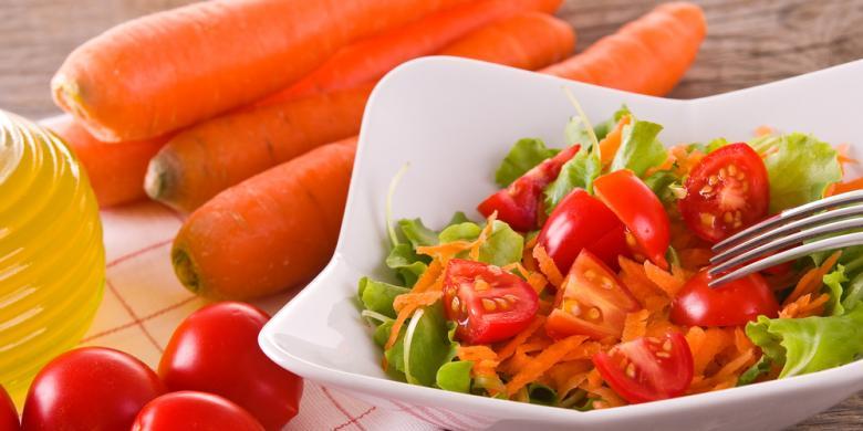 Antioksidan Terbaik Ada dalam Sayuran dan Buah