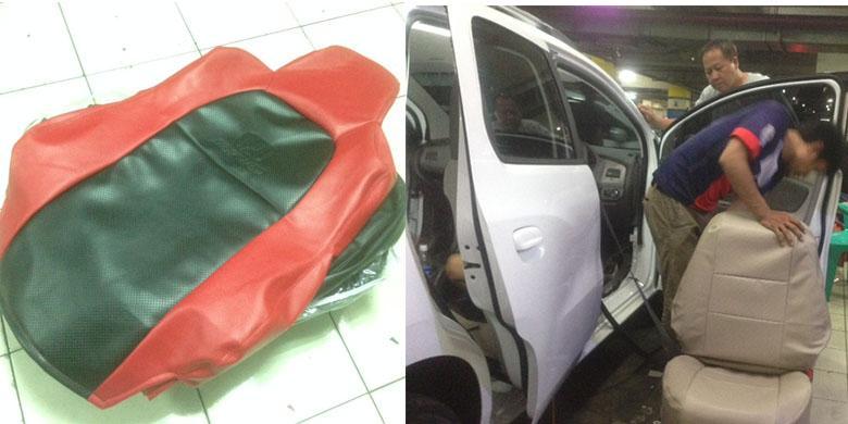 """""""Upgrade"""" Interior Mobil Murah di Bawah Rp 1 Juta"""