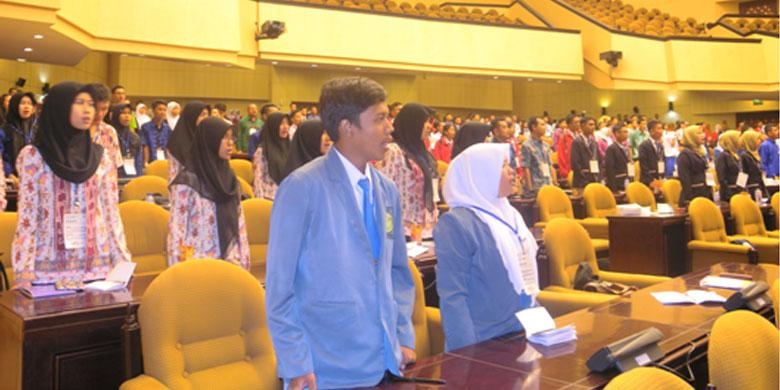 Pelajar Dari 34 Provinsi Ikuti Lomba Cerdas Cermat Kompas Com