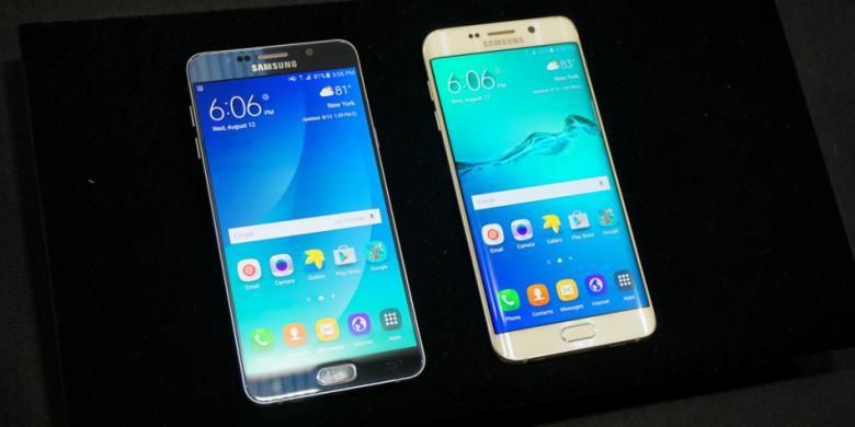 Harga Galaxy S6 Edge Plus Di Lazada Rp. 12,5 Juta