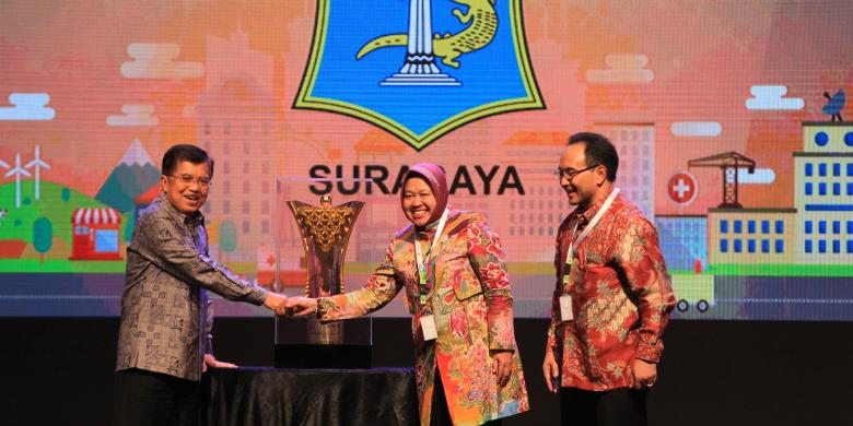 Image result for penghargaan surabaya