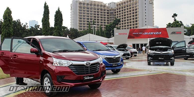 Grand New Avanza Bikin Toyota Berkuasa di Bandung