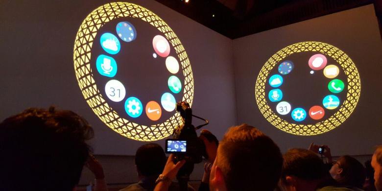 September, Jam Tangan Pintar Baru Samsung Diperkenalkan