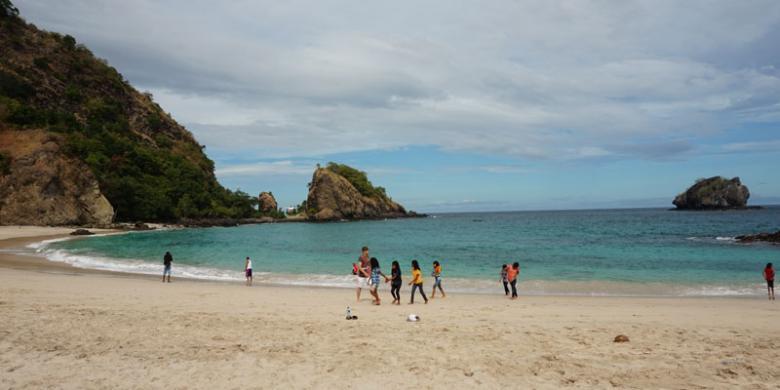 Promosikan Pariwisata, Garuda Buka Rute Denpasar-Maumere