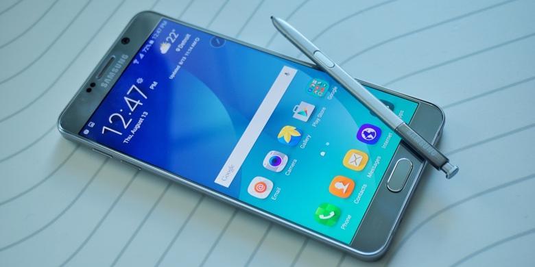 """Promo Galaxy Note 5 Gratis Di Facebook, Benar Atau """"Hoax""""?"""