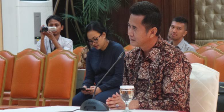 Capim KPK Ade Maman Usul Penguatan Manajemen Sitaan Bukti Korupsi