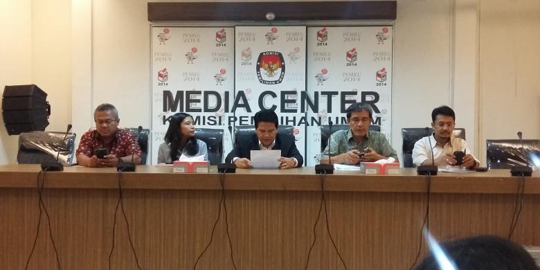 KPU Lanjutkan Tahapan Pencalonan di Kota Mataram dan Kabupaten Fakfak