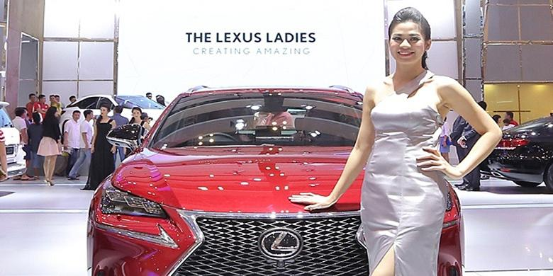 "Konsumen Lexus ""Wajah Lama"""