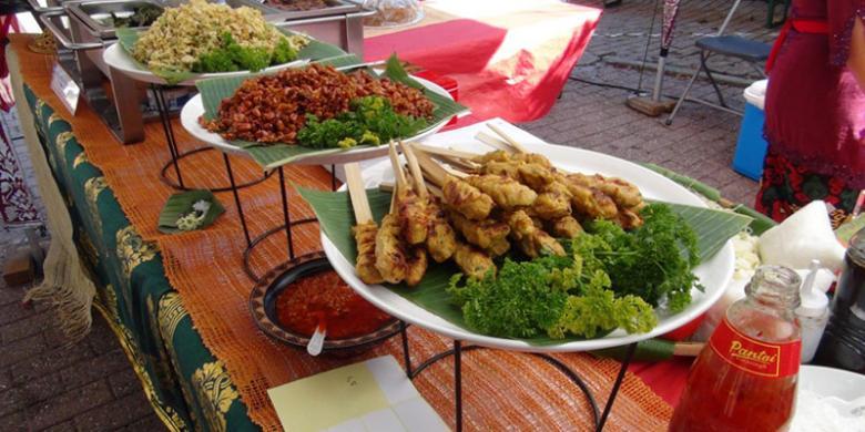Bali Disiapkan Menjadi Destinasi Wisata Gastronomi