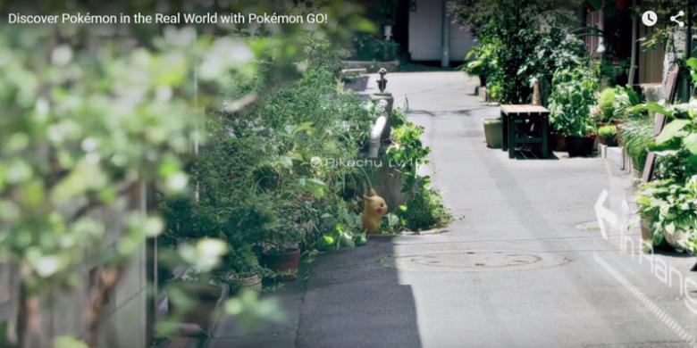 Download Pokemon Go Indonesia IOS Android APK Full Version