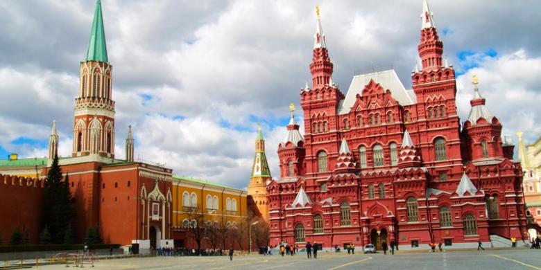 Rusia Sasar Wisatawan Indonesia