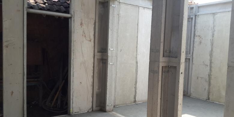 NUSANTARA BERITA: Rumah Instan Buatan Indocement Hanya Rp