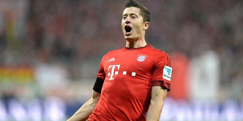 Real Madrid Bakal Boyong Penyerang Bayern Muenchen?
