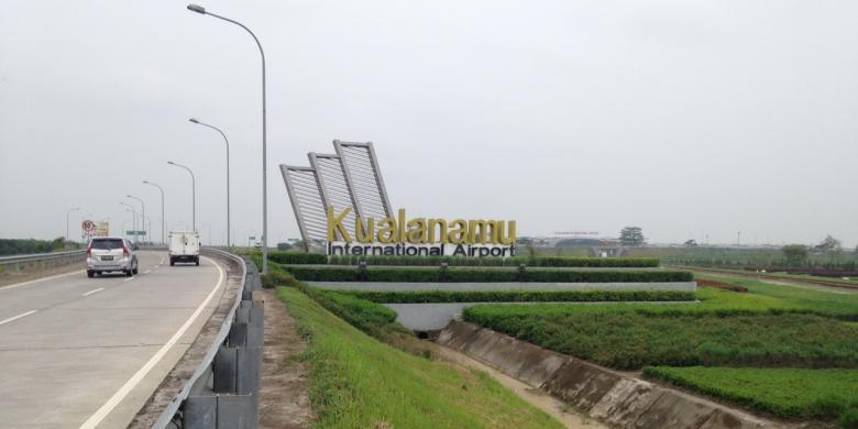 Kondisi Bandara Kualanamu Kini