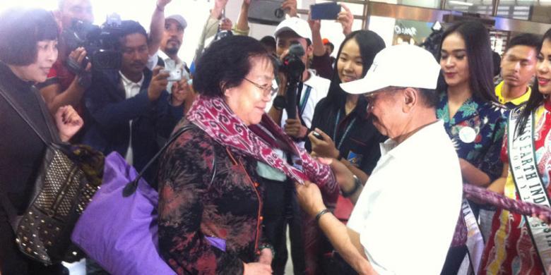 Ayo Tebak, Siapa Wisman Paling Royal Di Indonesia?