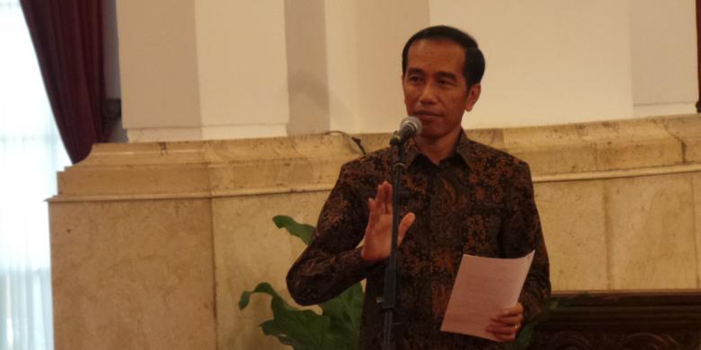 Polri Sudah Kantongi Identitas Penyebar Fitnah ''Presiden Jokowi Mau Minta Maaf ke PKI''