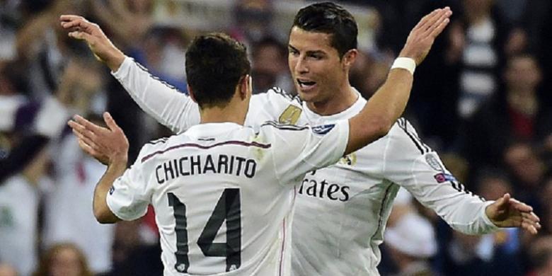 Momen Terbaik dan Terburuk Ronaldo di Markas Granada