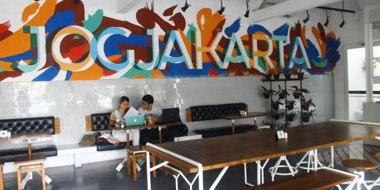 """5 Tempat Makan """"Cantik"""" Di Yogyakarta, Cocok Untuk """"Selfie"""""""