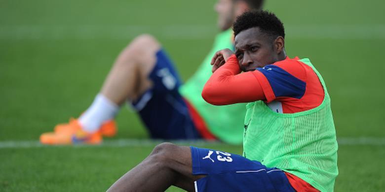 Absen Hampir Setahun, Welbeck Siap Tampil Bela Arsenal