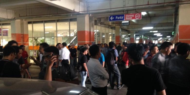 Teroris Peras Mall Alam Sutera dengan Minta 100 Bitcoin - Kompas.com