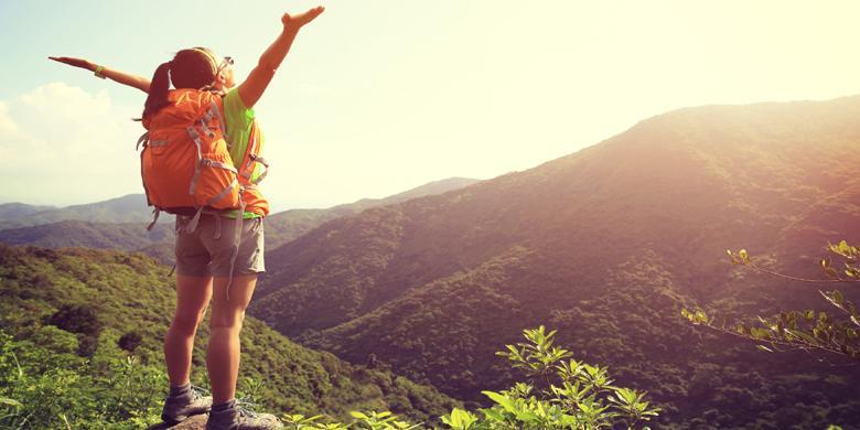 """Pengalaman Saat """"Traveling"""" Bisa Membuat Orang Jauh Lebih Bahagia…"""