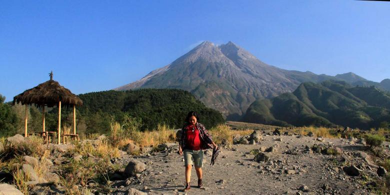 Kapankah Waktu Terbaik Mendaki Gunung Merapi?