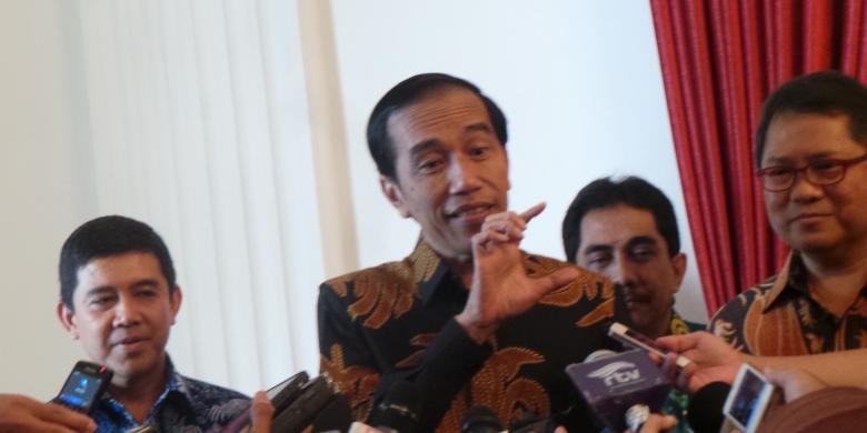 Kembali dari KTT ASEAN, Presiden Berakktivitas di Bogor dan Jakarta