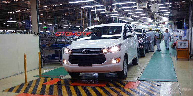 Toyota Indonesia Harus Bisa Jadi Basis Ekspor