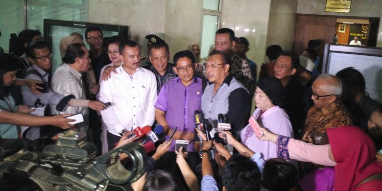 Ratusan Tokoh Dukung MKD Usut Kasus Setya Novanto