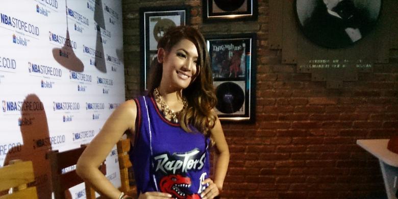 Maria Selena Juru Bicara PON 2016