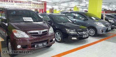 Mobil Bekas Avanza-Xenia Mulai Turun Harga