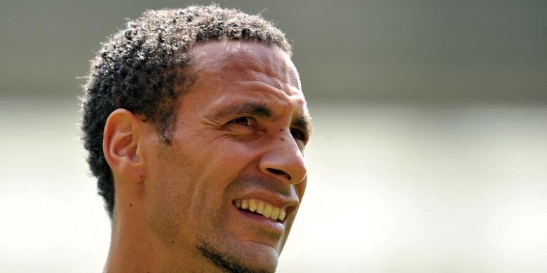 Rio Ferdinand Akui Nyaris Gabung ke Arsenal