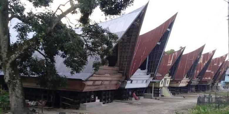1445181rumah adatnias780x390 » Garuda Buka Rute Baru Kualanamu-Changi, Wisman Pasti Meningkat