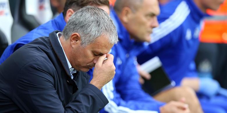 MU Bayar Mourinho Rp 302,35 Miliar Per Musim hingga 2019