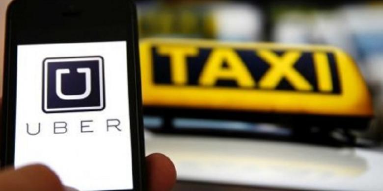 """Tips Menghindari Jebakan """"Argo Kuda"""" Sopir Uber"""