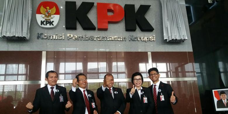 KPK Photo: Luhut: Pimpinan KPK Tidak Bisa
